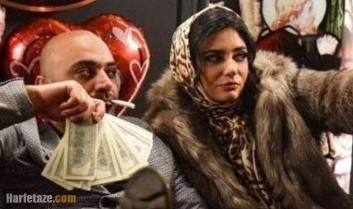 خلاصه داستان فیلم پریسان