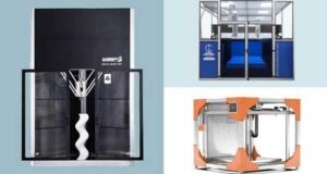معرفی ۶ پرینتر سه بعدیبزرگ جهان