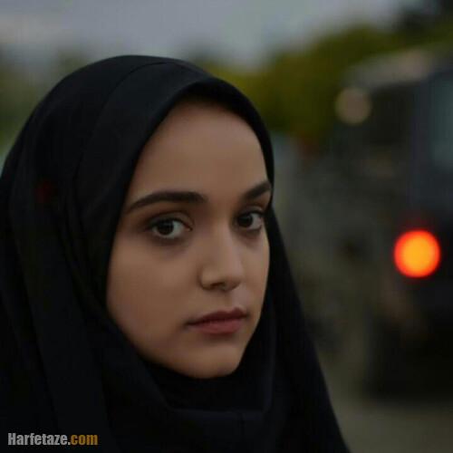 عکس های جدید سارا باقری بازیگر 1400