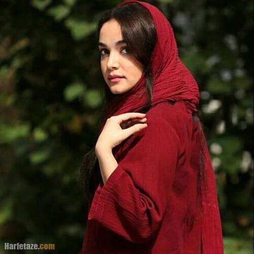عکس های جدید ایسنتاگرامی سارا باقری در سریال افرا