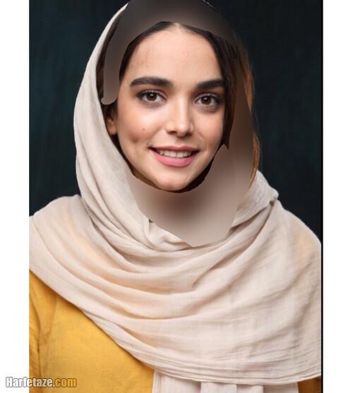 سارا باقری بازیگر نقش مائده در سریال افرا کیست