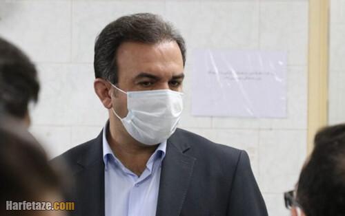 فیلم سیلی زدن دامپزشک خوزستانی به رئیس دانشگاه علوم پزشکی اهواز با ماجرای کامل