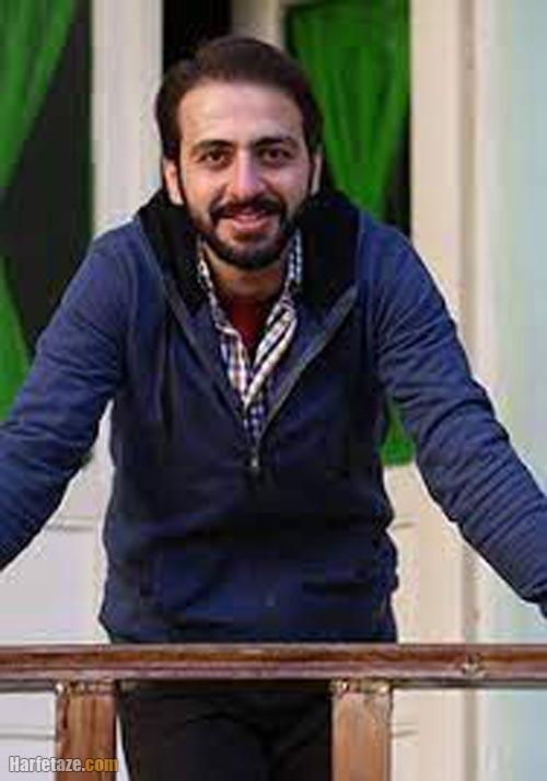 عکس جدید زین العابدین تقی پور