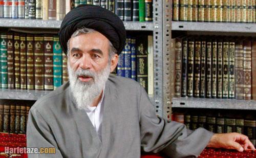 عکس سید احمد حسینی خراسانی عضو شورای نگهبان