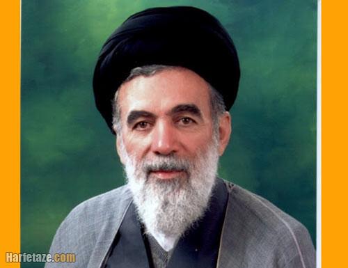 حجت الاسلام سید احمد حسینی خراسانی عضو شورای نگهبان کیست