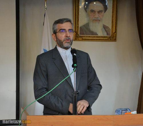 علی باقری معاون سیاسی وزارت خارجه و جانشین عباس عراقچی کیست