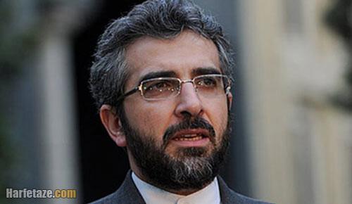 علی باقری کنی متولد سال 1346 معاون سیاسی وزارت خارجه کیست