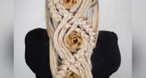 کاتالوگی از مدل بافت مو رنگی دخترانه ۲۰۲۲ بسیار جذاب و دیدنی