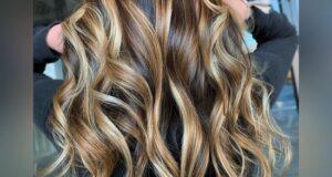 مدل رنگ مو تیره جدید ۲۰۲۲ ترکیبی از رنگهای فوق العاده شیک