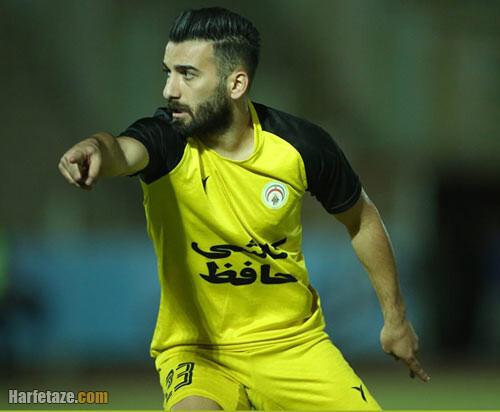 اینستاگرام هادی حبیبی نژاد بازیکن فوتبال