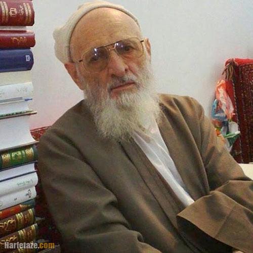 بیوگرافی علامه حسن زاده آملی و همسر و فرزندانش + عکس درگذشت و آثار