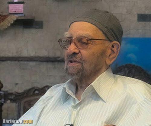 بیوگرافی حیدر رحیم پور ازغدی فعال سیاسی ملی شدن صنعت نفت