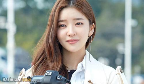 هونگ جی یون در نقش هوآ وول در بازی قدرت