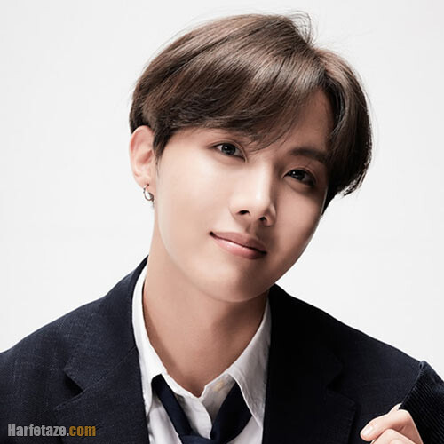 عکس بیوگرافی جانک هوسوک با نام هنری جی هوپ از اعضای گروه بی تی اس (BTS)