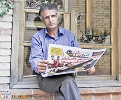 سوابق فوتبالی منوچهر شفقتیان بازیکن تیم ملی فوتبال ایران