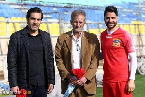 بیوگرافی منوچهر شفقتیان بازیکن پرسپولیس و همسر و فرزندانش + جنجالهای زندگی و فوتبال