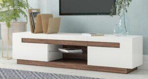 مدل میز تلویزیون جدید ۲۰۲۲ فوق العاده شیک با دیزاین خاص