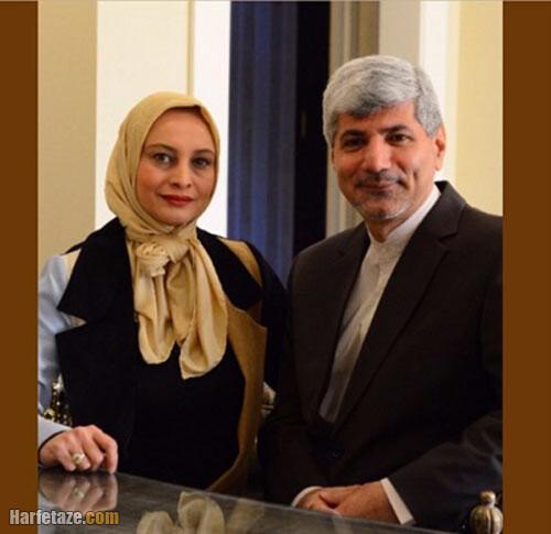زندگینامه رامین مهمانپرست دیپلمات و سخنگوی سابق وزارت خارجه