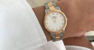 انواع مدل ساعت زنانه ۲۰۲۲ بسیار زیبا و دیدنی
