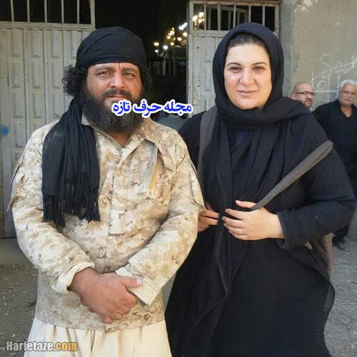 بیوگرافی «عباس کاکاوندی» بازیگر نقش داعشی در پایتخت + ماجرای قطع عضو