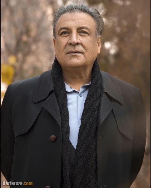 عکس جدید عبدالرضا اکبری