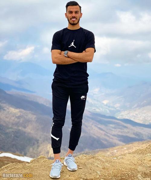 عکس های ابوالفضل جلالی بازیکن فوتبال