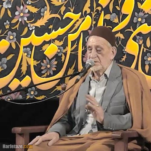 حاج اکبر مولایی قدیمی ترین مداح زنده ایران کیست