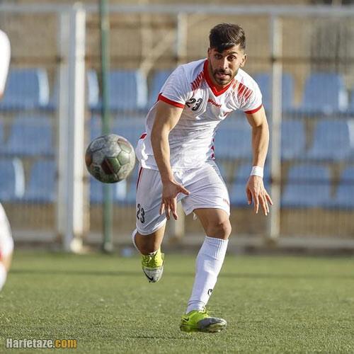 عکس های جدید علی جودکی فوتبالیست 1400
