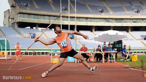 بیوگرافی علی پیروج نایب قهرمان پارالمپیک 2020 توکیو