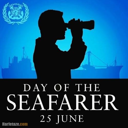 عکس پروفایل روز دریانورد 1400