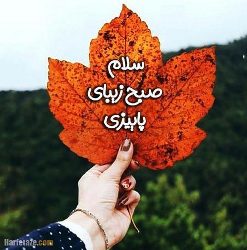 عکس پروفایل سلام پاییز 1400
