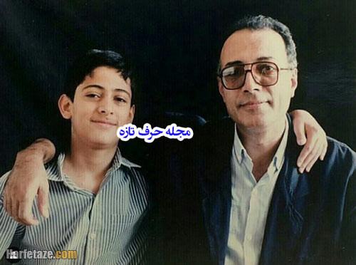 بهمن کیارستمی پسر عباس کیارستمی کیست؟