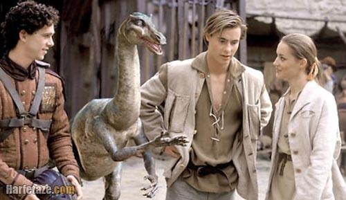 خلاصه داستان سریال شهر دایناسورها