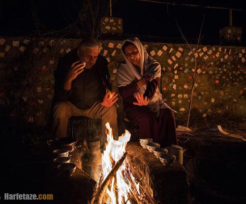 بیوگرافی دکتر عبدالجلیل غیادی و همسرش