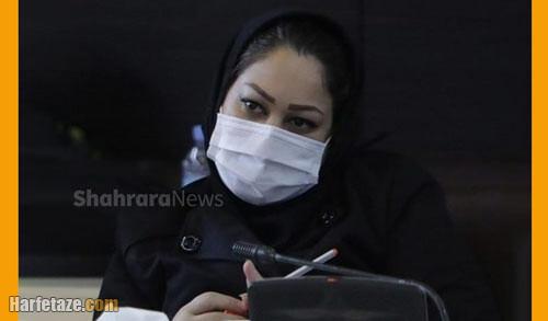 بیوگرافی المیرا منشادی خبرنگار و روزنامه نگار روزنامه شهرآرا
