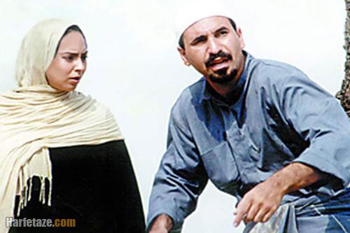 عکس و بیوگرافی حمید فرخ نژاد بازیگر نقش فرحان در فیلم عروس آتش