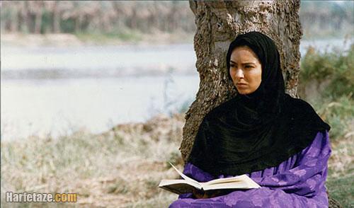 عکس و بیوگرافی بازیگر نقش احلام در فیلم عروس آتش
