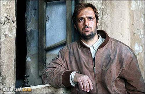 احمد مهرانفر بازیگر نقش رحمت در فیلم استشهادی برای خدا