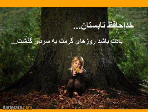 متن آخرین روز تابستان و خداحافظی با تابستان + عکس نوشته خداحافظ تابستان