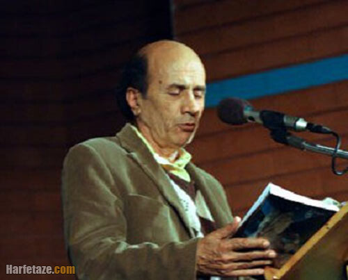 حسن فدایی شاعر درگذشت + بیوگرافی و عکس