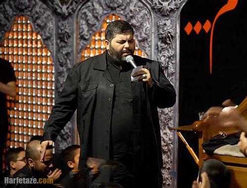 حاج حسن جمالی مداح مشهدی کیست