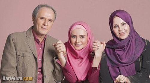 تصاویر/ کیمیا گیلانی مجری تلویزیون ازدواج کرد +بیوگرافی و عکس همسر کیمیا گیلانی