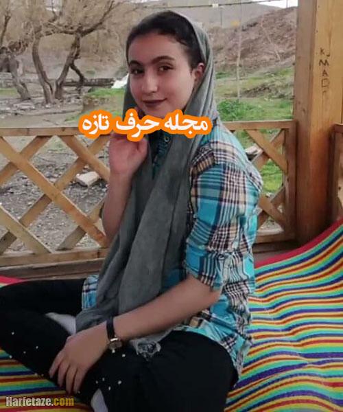 عکس های مهسا سادات آقایی دوست قبل از حادثه تصادف