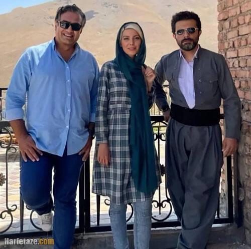 مصاحبه بیاینا محمودی بازیگر نقش شارلوت با تی وی پلاس
