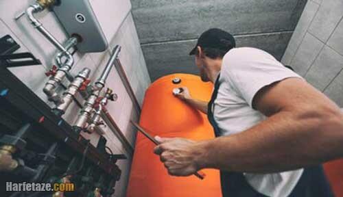 تعمیرات و نگهداری موتورخانه