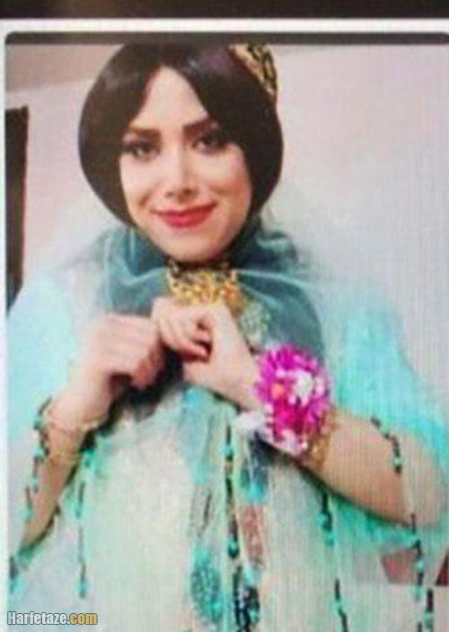 بیوگرافی راضیه داوودی پرستار باردار شیرازی