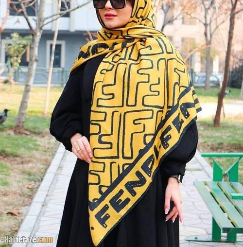 روسری پاییزه 2022
