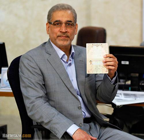صادق خلیلیان استاندار خوزستان کیست