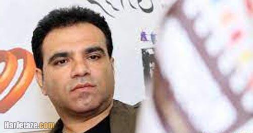 بهمن گودرزی کارگردان سریال ساخت ایران 3