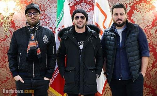 اسامی بازیگران سریال ساخت ایران 3 به همراه نقش